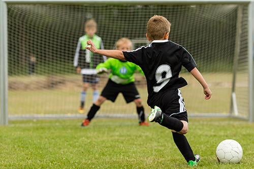 FME Education e il calcio per i bambini
