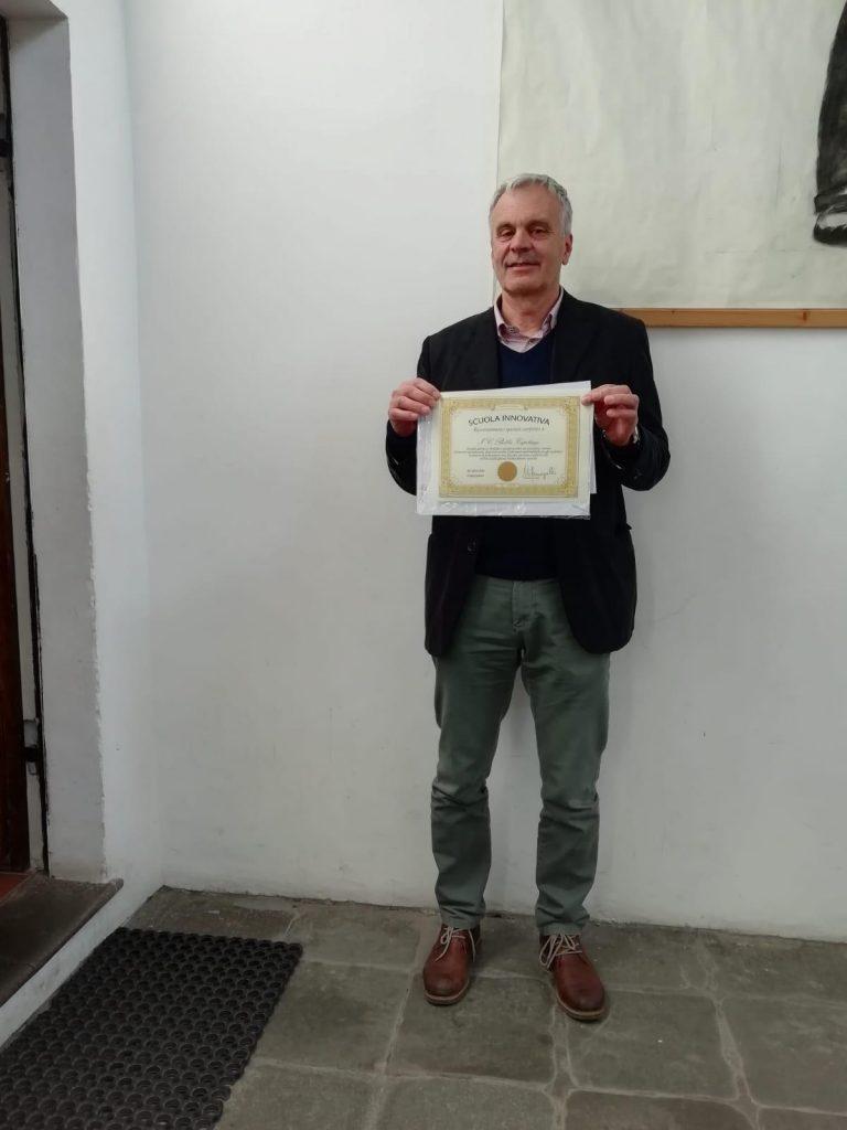 Il referente dell'IC Bobbio del progetto MyEdu