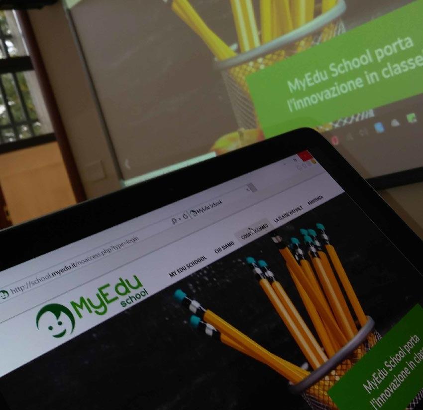 """All'IC Einstein Di Reggio Emilia Arriva La """"classe Virtuale"""""""