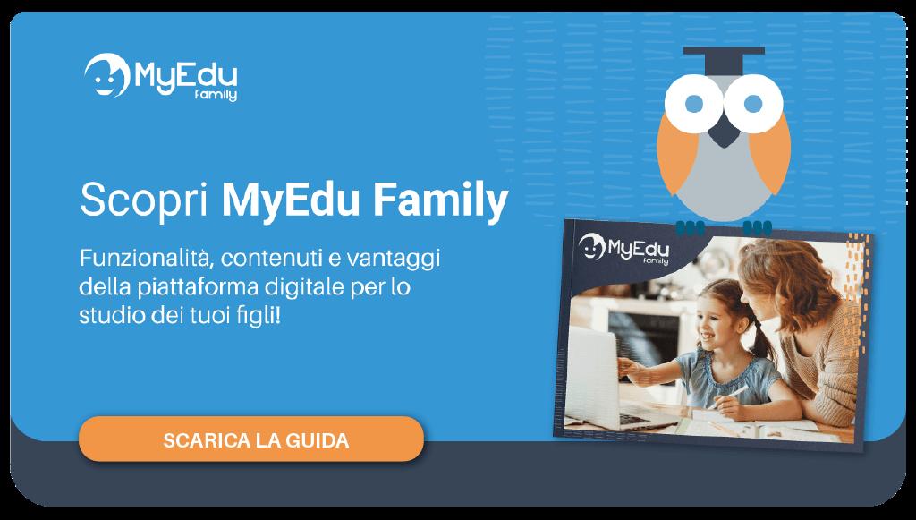 Scopri MyEdu Family