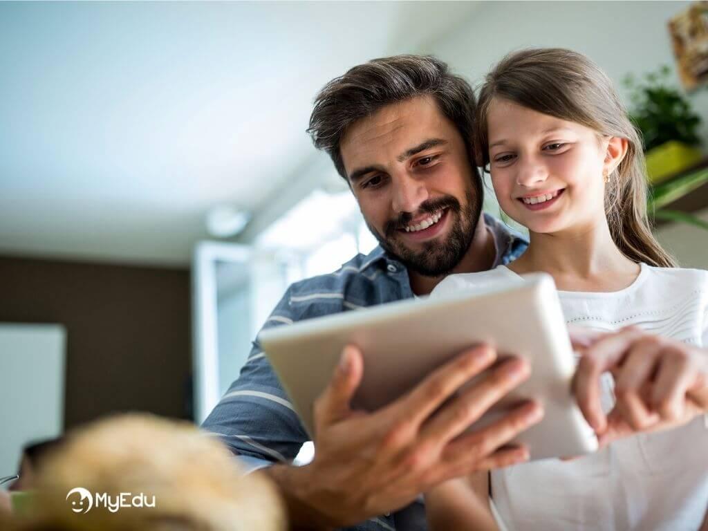 video lezioni online di MyEdu per facilitare l'apprendimento in famiglia
