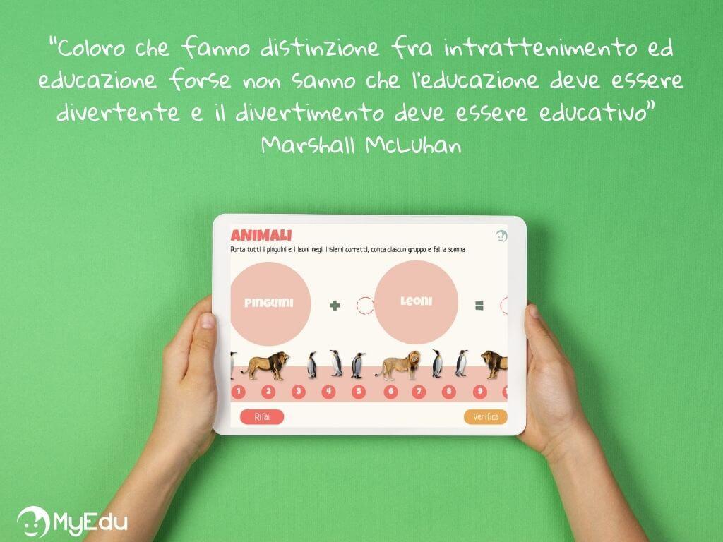 MyEdu - giochi digitali educativi