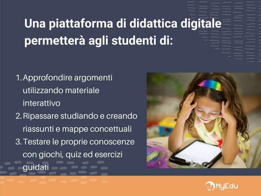Cosa sono le piattaforme per la didattica digitale e cosa permettono