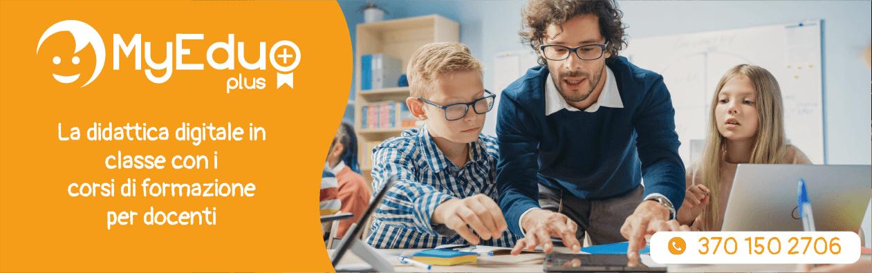 MyEdu Plus_formazione docenti