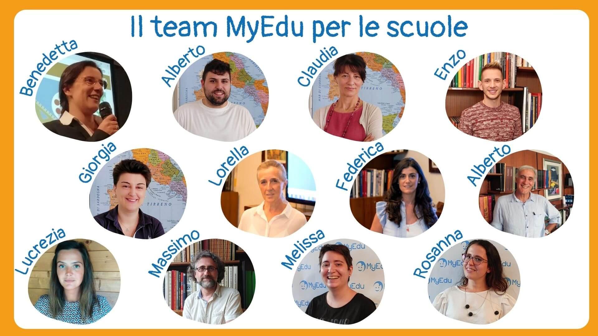 MyEdu Team Tutor formazione