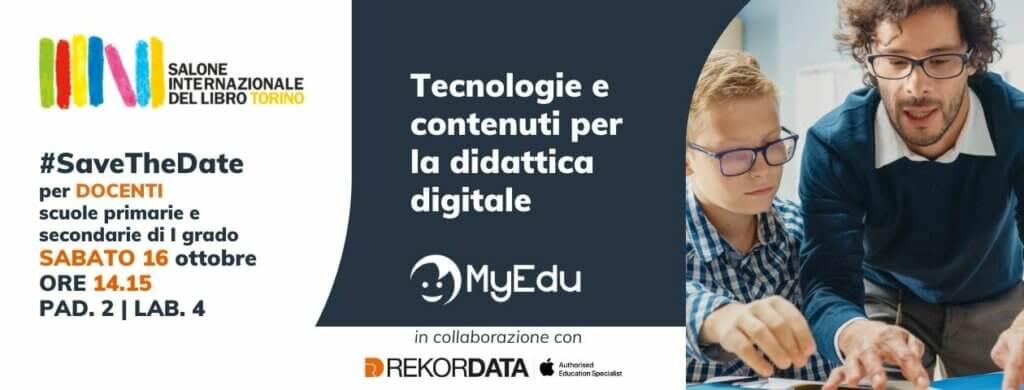MyEdu_Salone Libro Torino_Rekordata